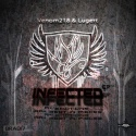 Various Artists — INFECTED EP Cover Art