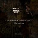 Underground Project — Horrorizzer Cover Art
