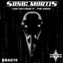 Sonic Mortis — Sonic Mortis EP Cover Art