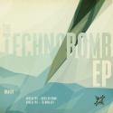 Apocalyps — THE TECHNOBOMB EP Cover Art