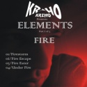 Krzho — Elements Part 2 (Fire) Cover Art
