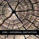 .crk — Informal Definition Cover Art