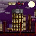 Monovfox — Airplane At Night: 8 Movements Cover Art