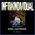 Infirm Individual — The Best Of 2009-2011: King Lightmare Cover Art