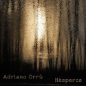 Adriano Orrù — Hèsperos Cover Art