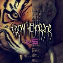 From the Horror — Tiger vs Elephant Cover Art