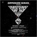 """Various Artists —  Episode 1 """"Pilot"""" Cover Art"""