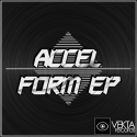 Accel — Form EP Cover Art