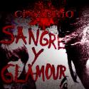 Cinabrio — Sangre y Glamour Cover Art