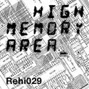High Memory Area — rehi029 Cover Art
