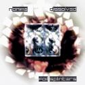 Dissolved / Nonima — Foil Splinters Cover Art