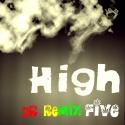 Dr Remix — A Dr Remix High Five Cover Art