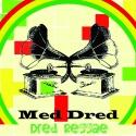 Med Dred — Dred reggae EP Cover Art