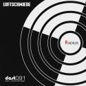 Luftschmiede — Radius EP Cover Art