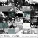 """MAURO DONATI — """"No genre"""" Experience Cover Art"""