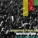 Jennifer Paulos — Revolution Cover Art