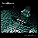 Harry Gump — Four Chords EP Cover Art