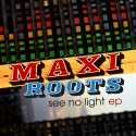 MAXIROOTS — See No Light EP Cover Art