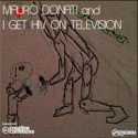 MAURO DONATI and I GET HIV ON TELEVISION — Disco_Nected Cover Art