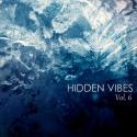 'Various Artists — Hidden Vibes Vol. 6 Cover Art