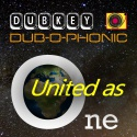 Various Artists — United As One - Dubophonic meets Dubkey Cover Art
