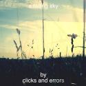 Clicks and Errors — A Falling Sky Cover Art