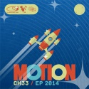 СНЗЗ — MOTION EP 2014 Cover Art