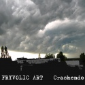 Fryvolic Art — Crashendo Cover Art