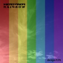 Microvision — Rainbow Cover Art
