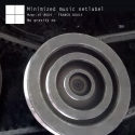 Franck Bouly — [MZMR NL003] No gravity ep Cover Art