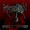 Resurrection — Death is Necessary Cover Art