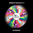 'Various Artists' — Wheel of Fortune # 1 Compilation Cover Art