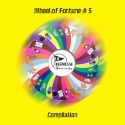 'Various Artists' — Wheel of Fortune # 5 Compilation Cover Art