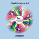 'Various Artists' — Wheel of Fortune # 6 Compilation Cover Art