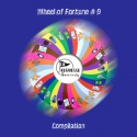 'Various Artists' — Wheel of Fortune # 9 Compilation Cover Art