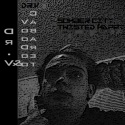 Dr. V & Voodoo Cabaret — Somber city, twisted happy Cover Art
