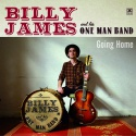 Billy James & His One Man Band — Going Home Cover Art
