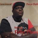 Leon Lamont featuring Retro Champ — Purge Night Cover Art
