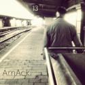 ArnAck — The Man of Platform 13 Cover Art