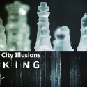City Illusions — King Cover Art