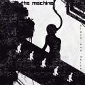 The Machine — Black and White Cover Art