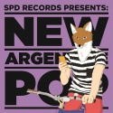 Sólo le Pido a Dior — SPD Mixtape 02 - New Argentine Pop Cover Art