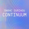 Snake Surikov — Continuum Cover Art