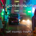James Bigbooty — Not Enough Booty Cover Art