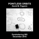 David M. Paganin — Pointless Orbits Cover Art