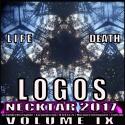 Various Artists — Necktar 2017 volume 9 Cover Art