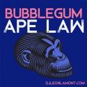 Leon Lamont — Bubblegum Ape Law Cover Art