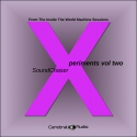 SoundChaser — Xperiments Vol. Two Cover Art