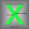 SoundChaser — Xperiments Vol. Three Cover Art