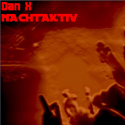 Dan X — Nachtaktiv Cover Art